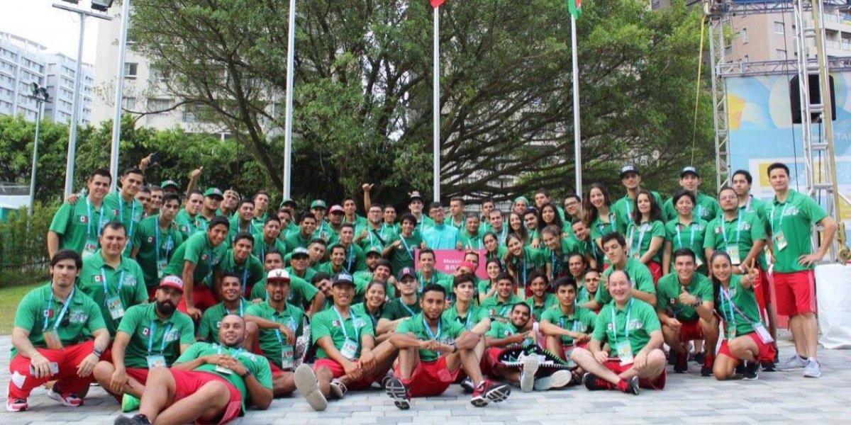 México obtiene Oro y Bronce en Universiada Mundial