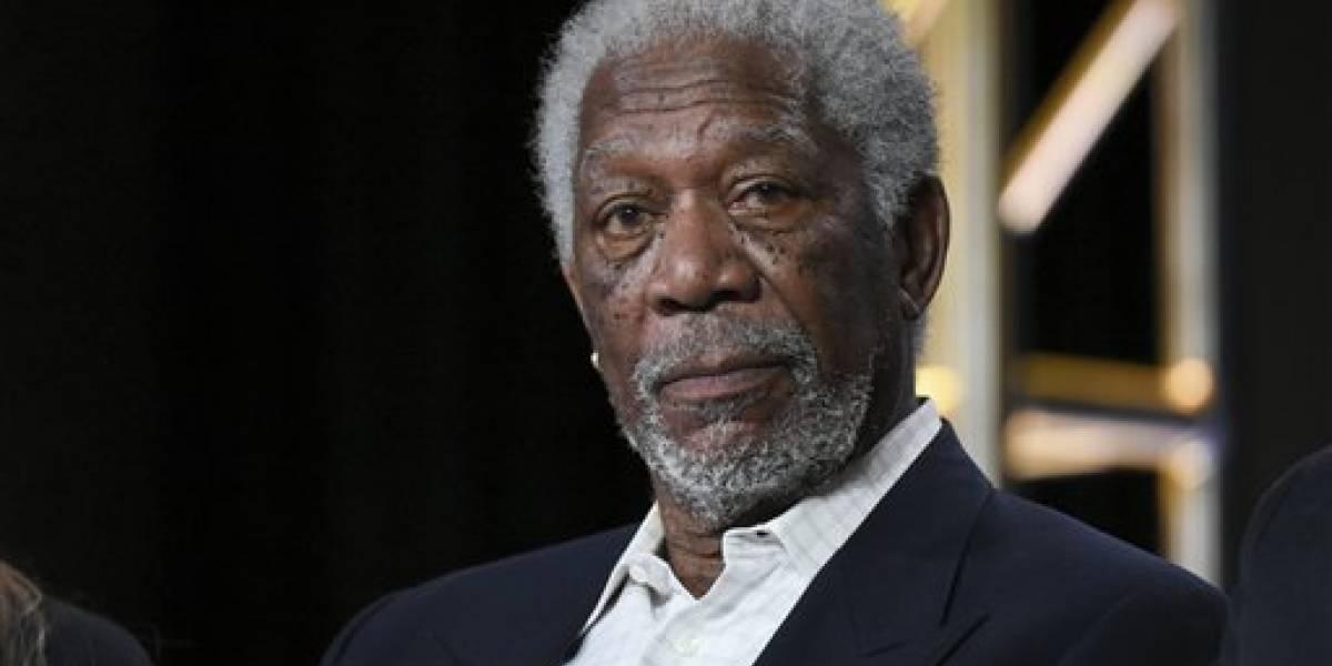 Morgan Freeman recibirá Premio SAG