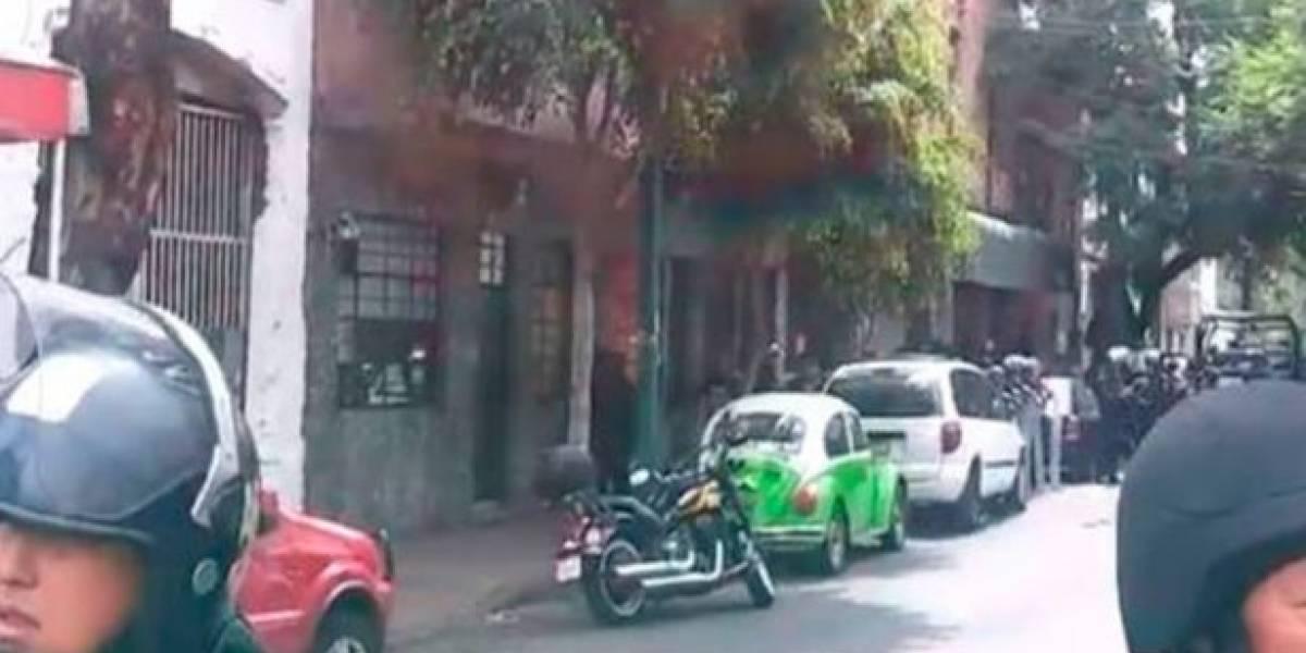 Balacera en Miguel Hidalgo deja un muerto y varios lesionados