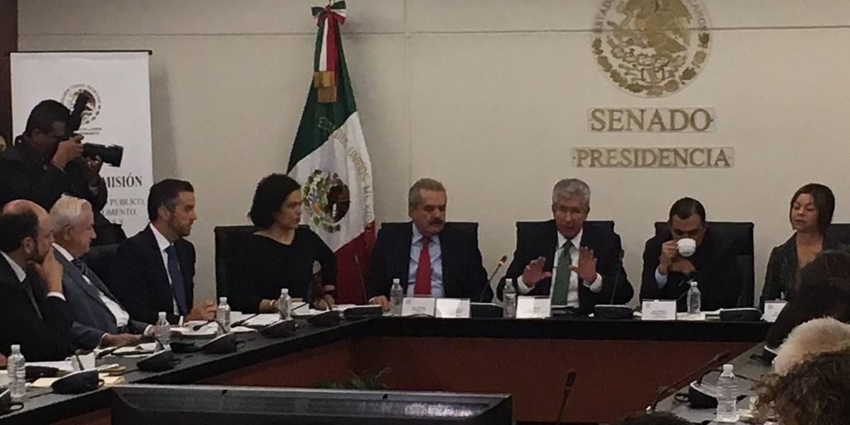 Descarta Ruiz Esparza presentar su renuncia por caso del Paso Exprés