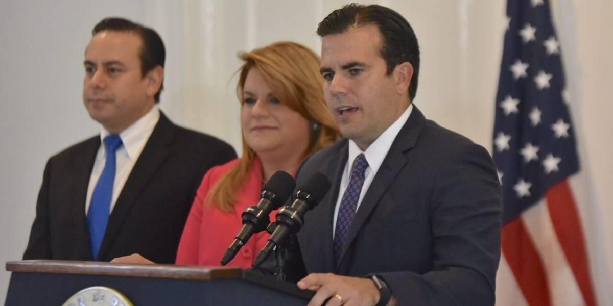 Rosselló dice es confidencial su viaje a reunión con la Junta