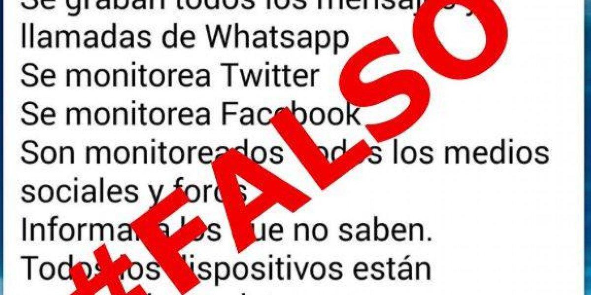 Policía española advierte de fraude en WhatsApp originado en la CDMX