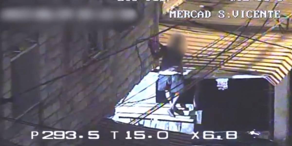 Video: Policía evita asalto a vivienda en Guayaquil