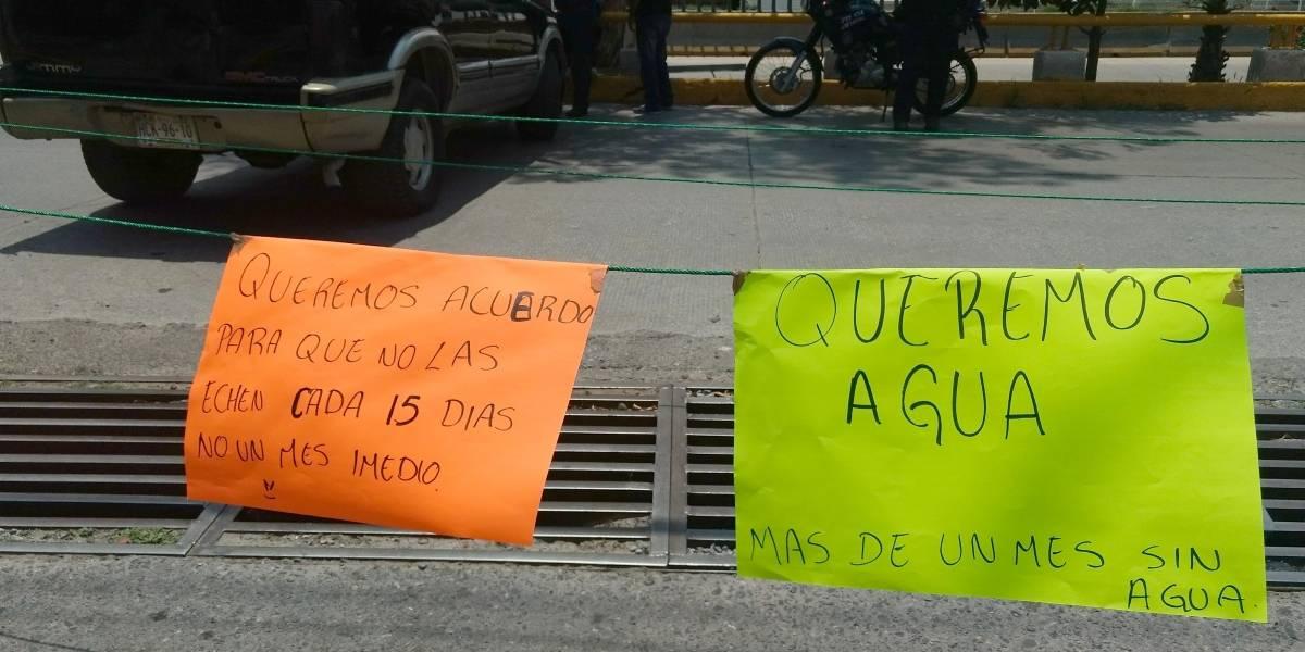 Se acaban fuentes para suministrar agua en la Zona Metropolitana de Guadalajara