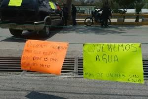Falta de Agua Chilpancingo