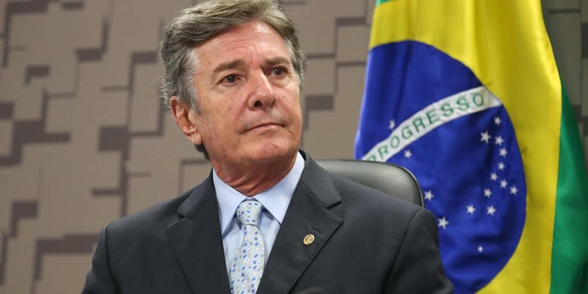 Collor anuncia que é pré-candidato à Presidência da República