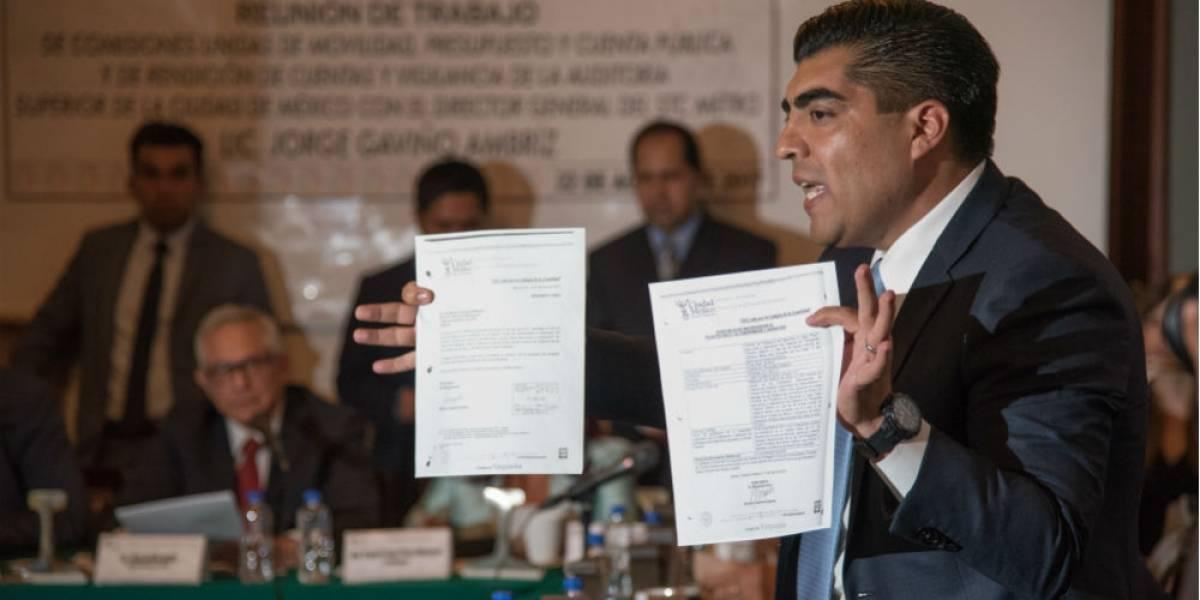 Director del Metro deja ver su renuncia tras salida de Mancera