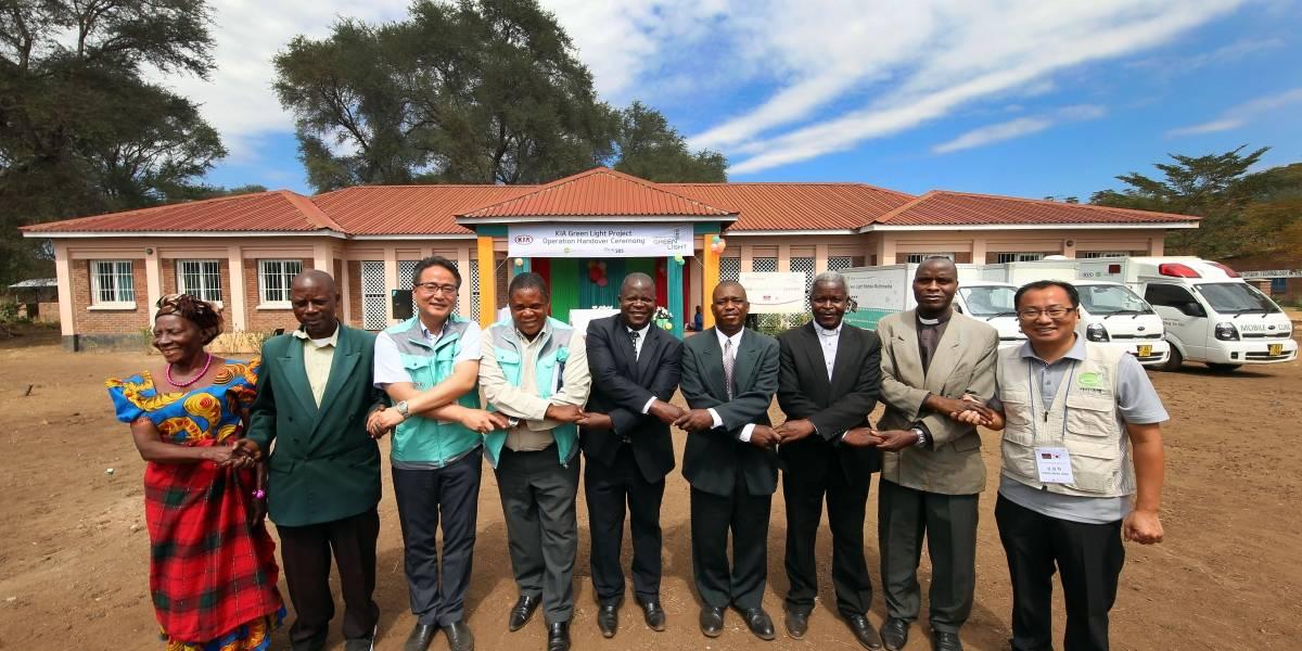 El proyecto de RSE de Kia sigue expandiéndose en Africa