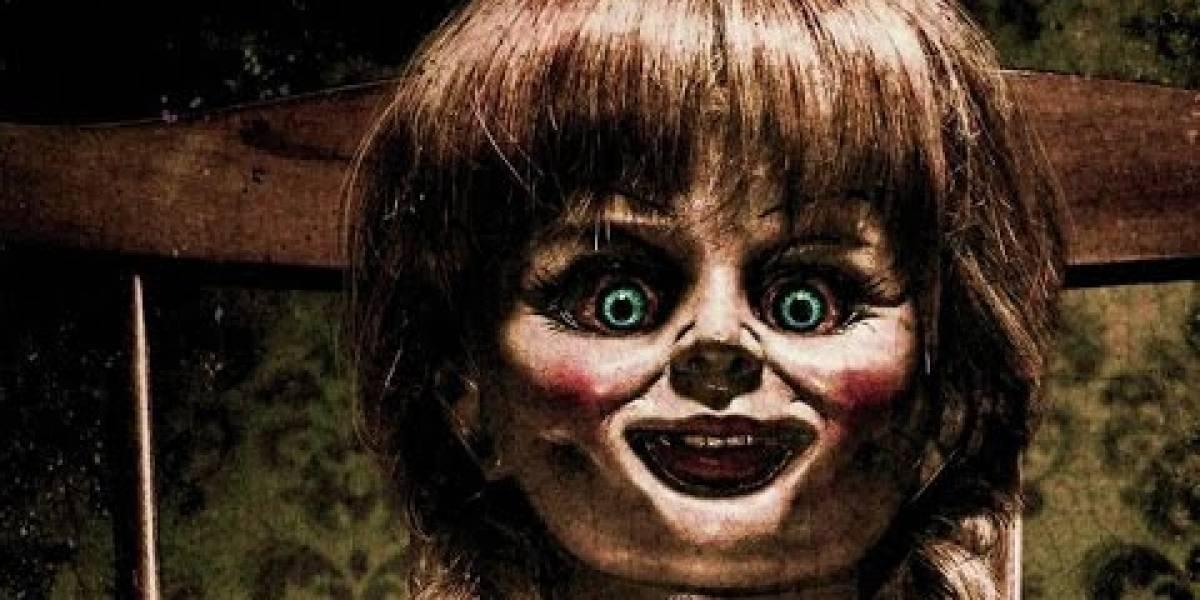 Joven actúa de manera extraña tras ver Annabelle 2