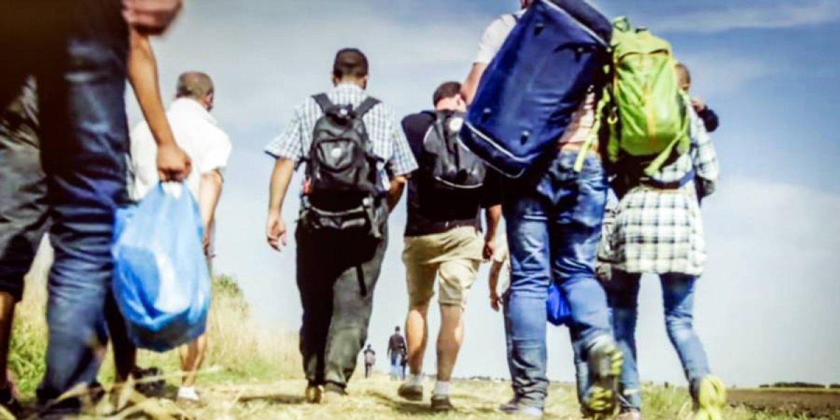 Rescatan a 37 guatemaltecos que intentaban cruzar territorio mexicano para llegar a EE. UU.