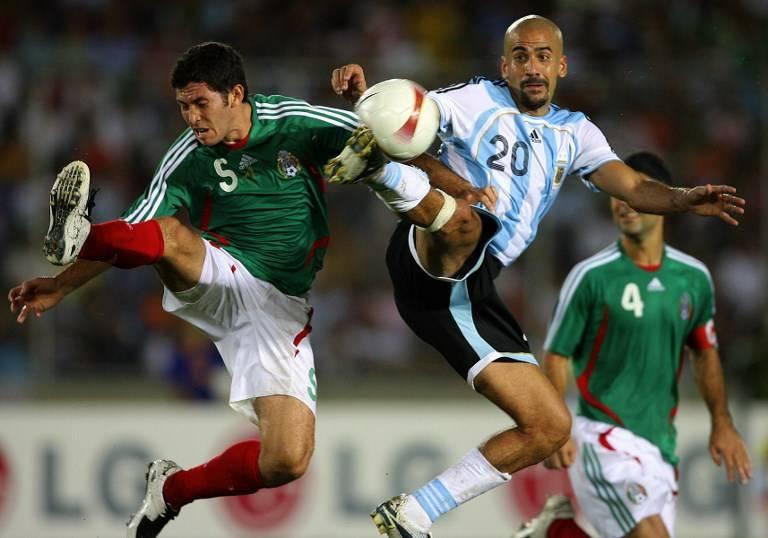 Cinco futbolistas argentinos ingirieron sustancias prohibidas en el Mundial 2010