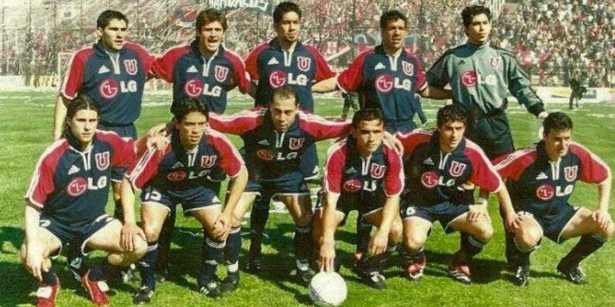 ¿En qué estaba el actual plantel de la U la última vez que los azules le ganaron a Colo Colo en el Monumental?