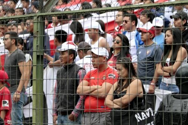 Detenidos antes del encuentro entre Liga de Quito vs Nacional ya tienen sentencia
