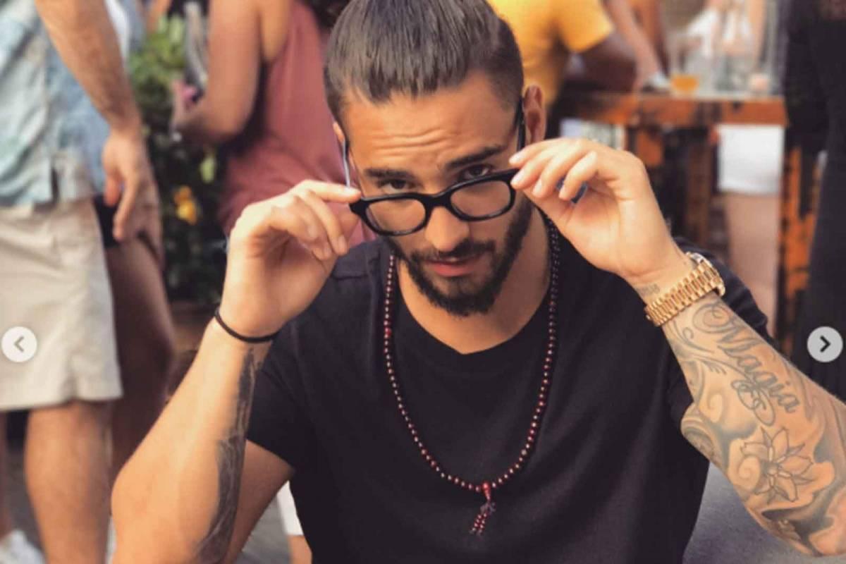 Estos Son Los Tatuajes De Maluma Más Sensuales Y Su Significado
