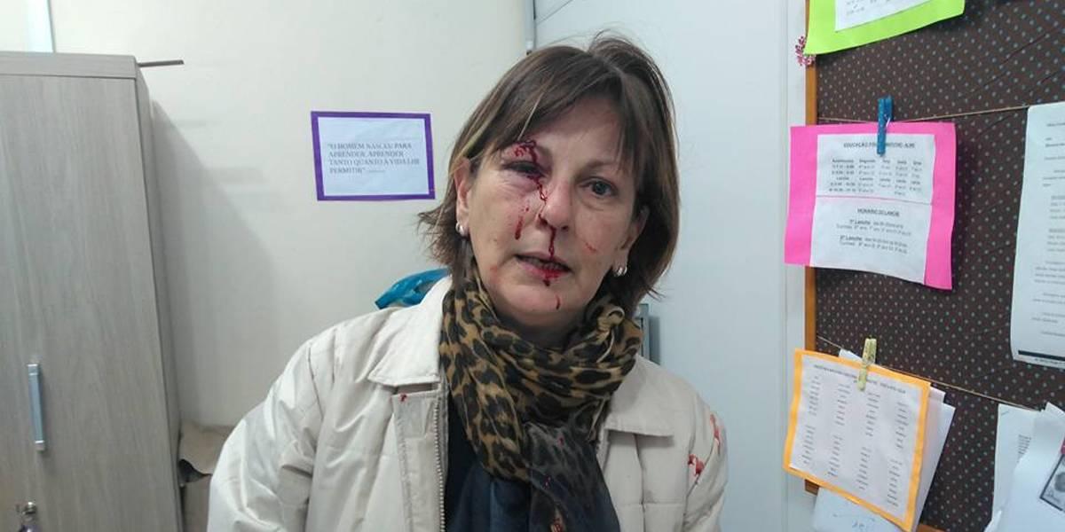 Resultado de imagem para Maioria dos professores da rede pública paulista já sofreu violência nas escolas