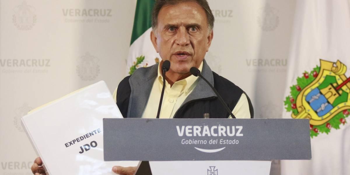 Duarte llama 'mafioso' a Yunes y le pide hablar de sus amantes