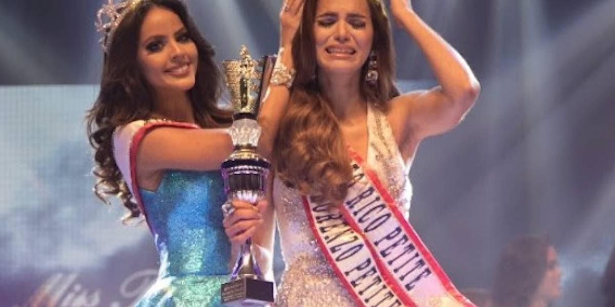 Ella es la nueva Miss Puerto Rico Petite