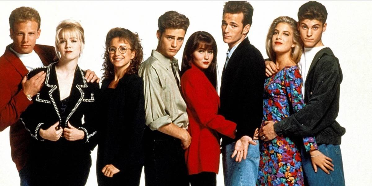 Biografía no autorizada de la serie 'Beverly Hills 90210' llega a TV de paga
