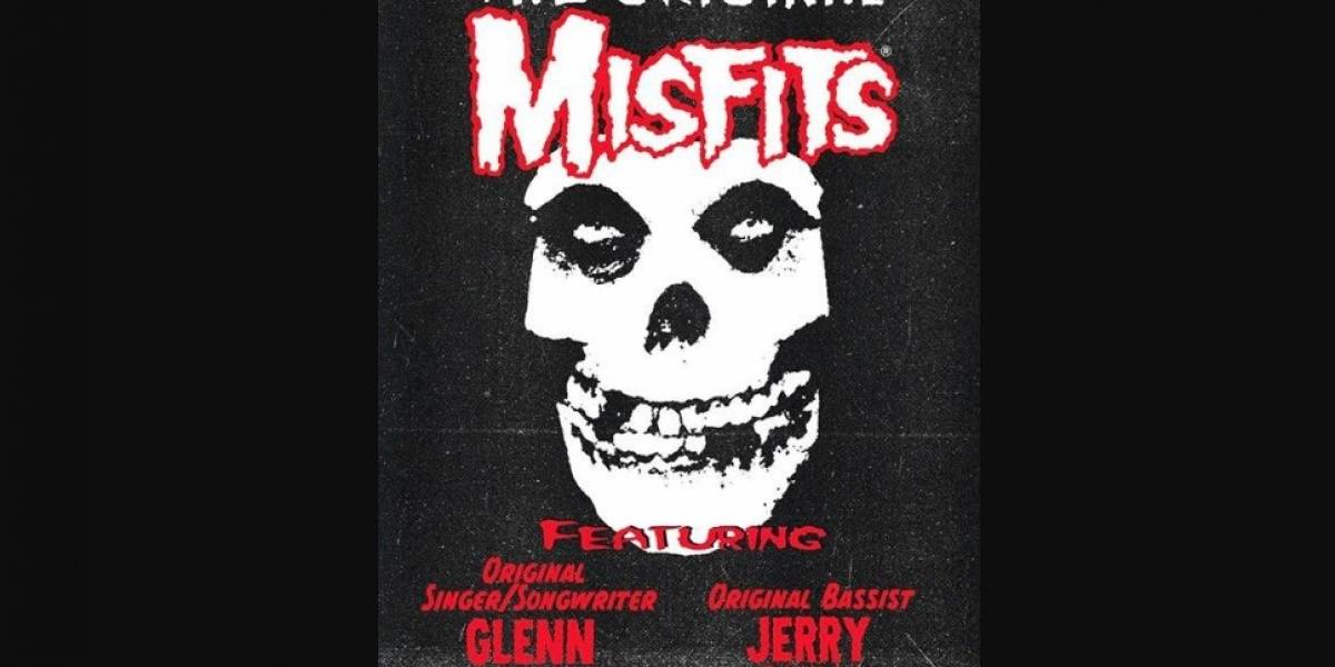 Misfits, la legendaria banda punk, se reunirá para un concierto único
