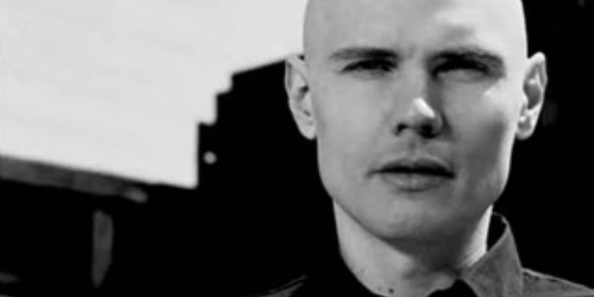 Billy Corgan anuncia nuevo álbum solista