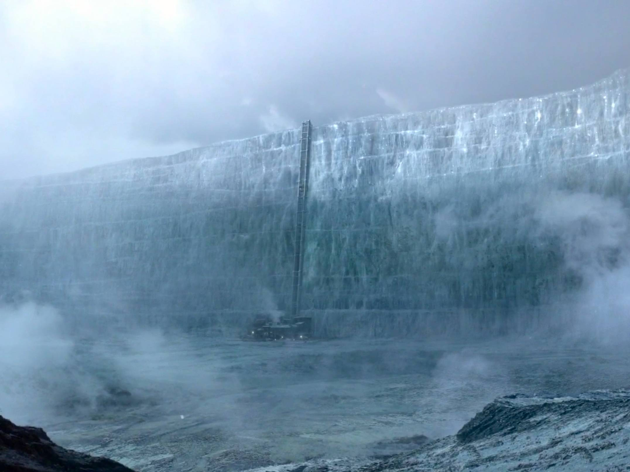the wall game of thrones