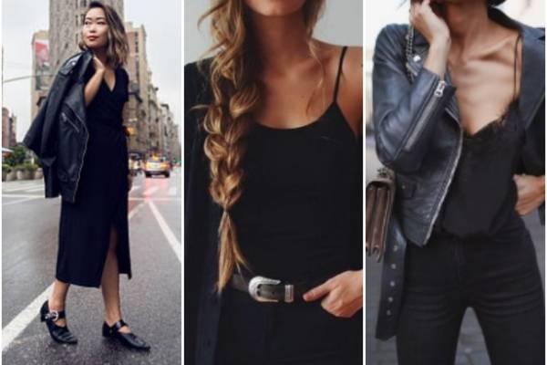 Vestir Totalmente De Negro Es La última Moda En Nueva York