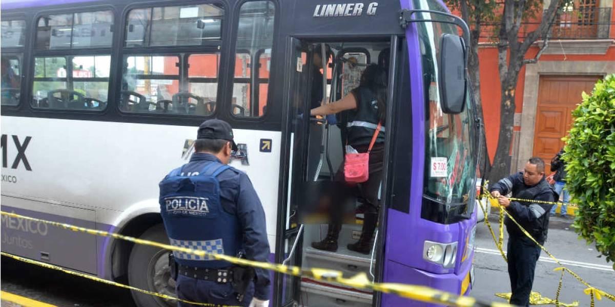 Cámaras serán obligatorias en transporte de la CDMX