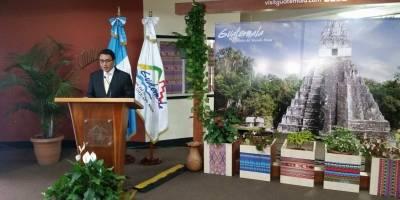 Feria de Turismo de Aventura y Sostenibilidad, del Inguat.