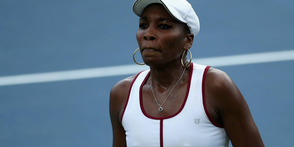 Usarán datos del celular de Venus Williams para aclarar muerte tras una accidente