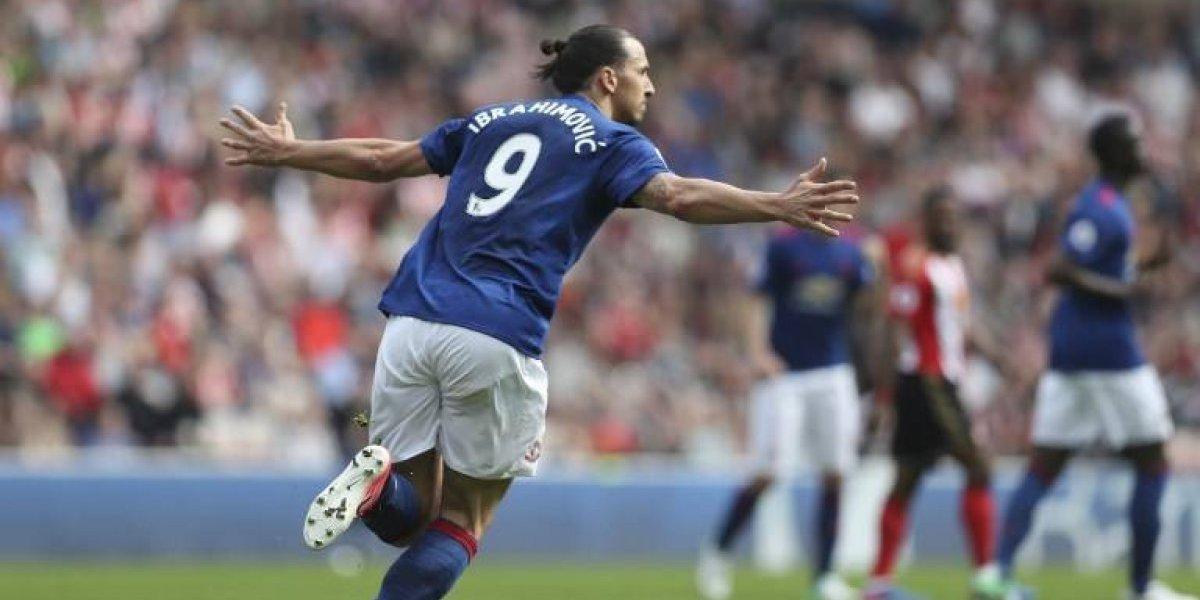 Ibrahimovic regresará al Manchester United y usará el número 10
