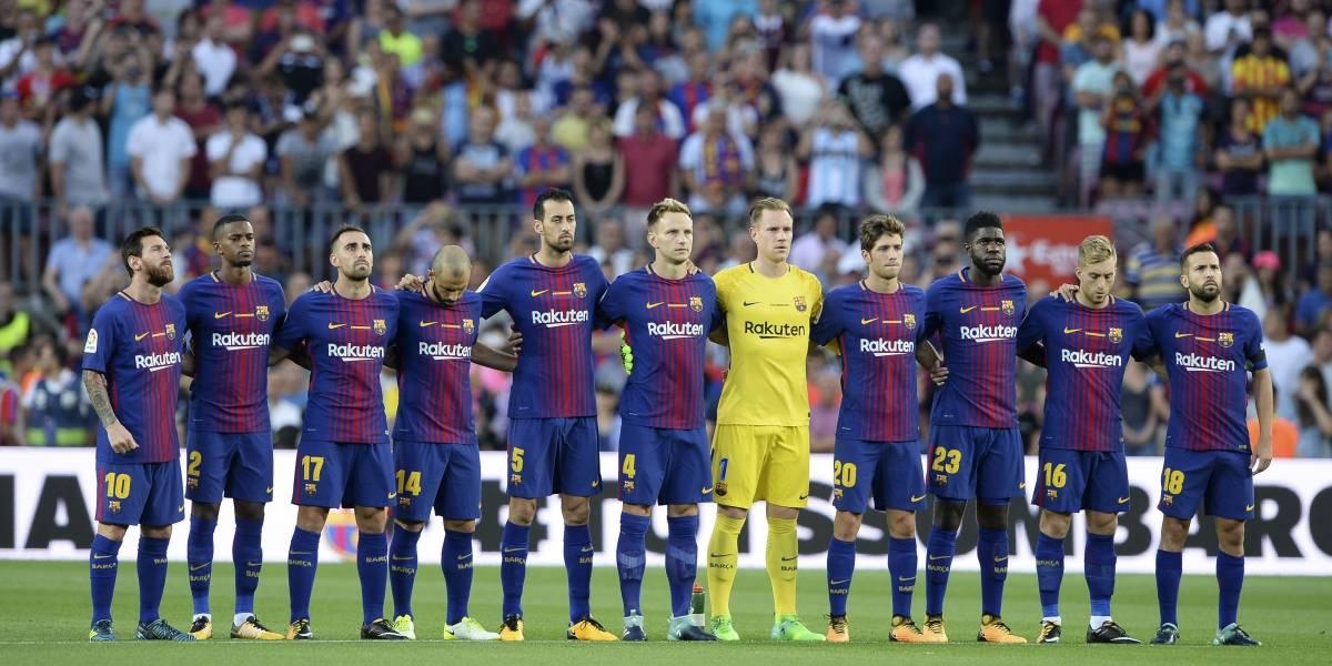 Aficionados al Barça en Guatemala podrán ir a ver al equipo en vivo