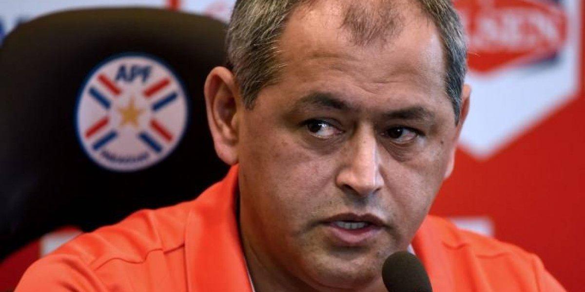 Paraguay da su nómina pensando en frenar a Alexis y Vargas