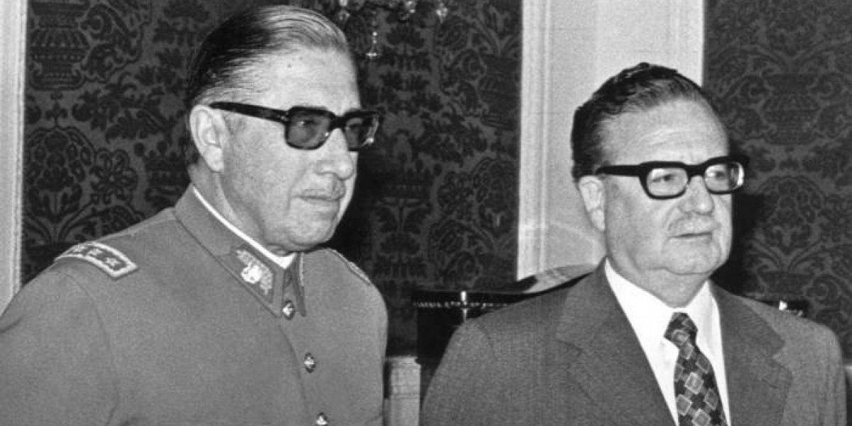 El día en que el Presidente Salvador Allende confió en Augusto Pinochet