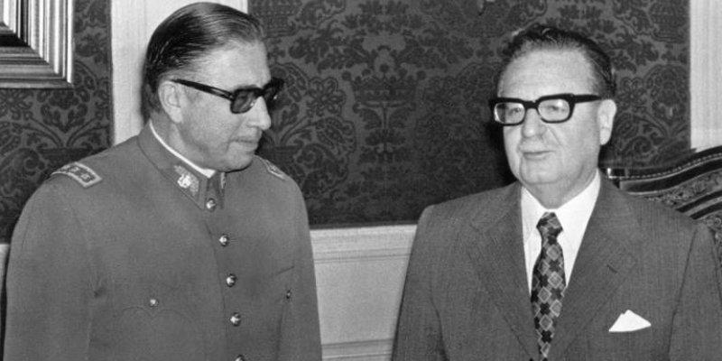 Cuando El Presidente Salvador Allende Nombro A Augusto Pinochet Como Comandante En Jefe Del Ejercito Publimetro Chile