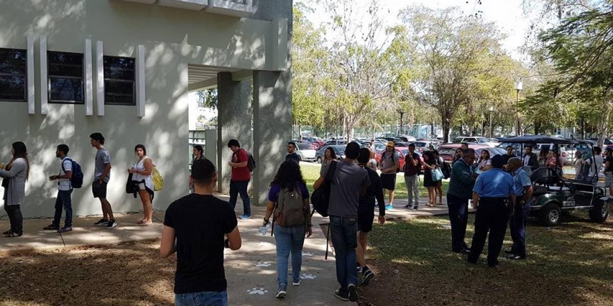 Alerta los estudiantes del RUM por sátiros en el recinto
