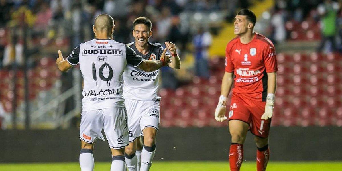 Los Xolos alargan buena racha con goleada sobre el Querétaro