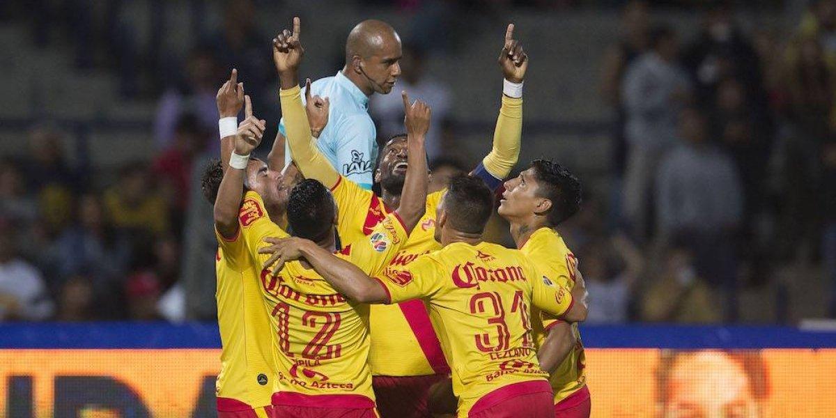 Morelia consigue su primer victoria ante los Pumas