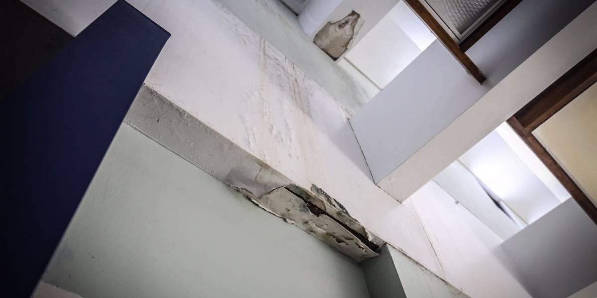 Encuentran problemas graves de infraestructura en aeropuerto de Mayagüez