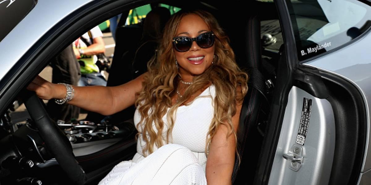Las sensuales fotografías de Mariah Carey