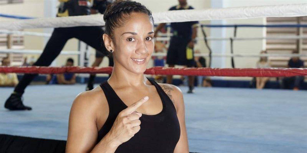 Amanda Serrano dispuesta a combinar boxeo con artes marciales mixtas