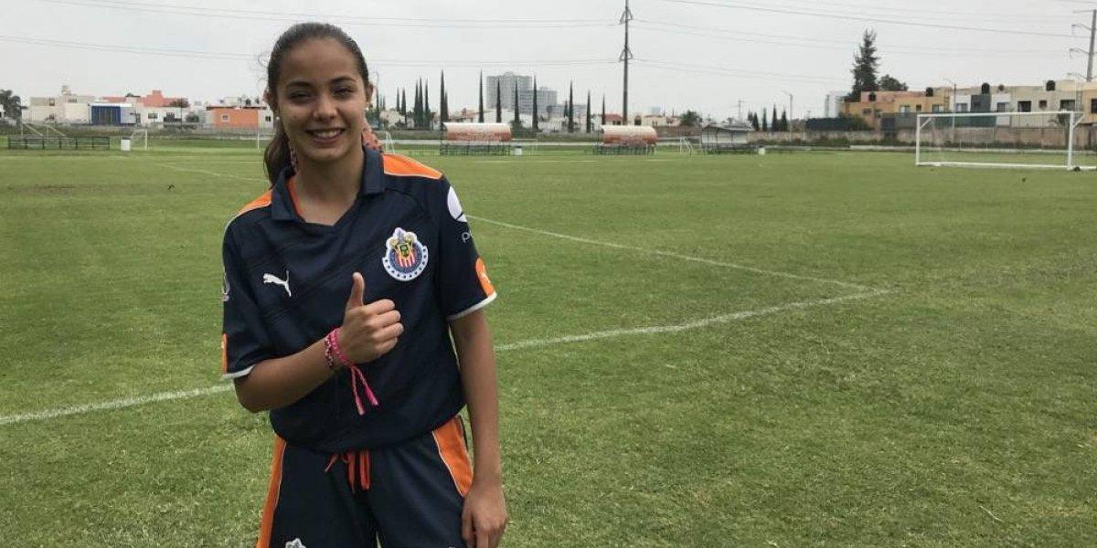 Anette Vázquez sueña con el título para Chivas femenil