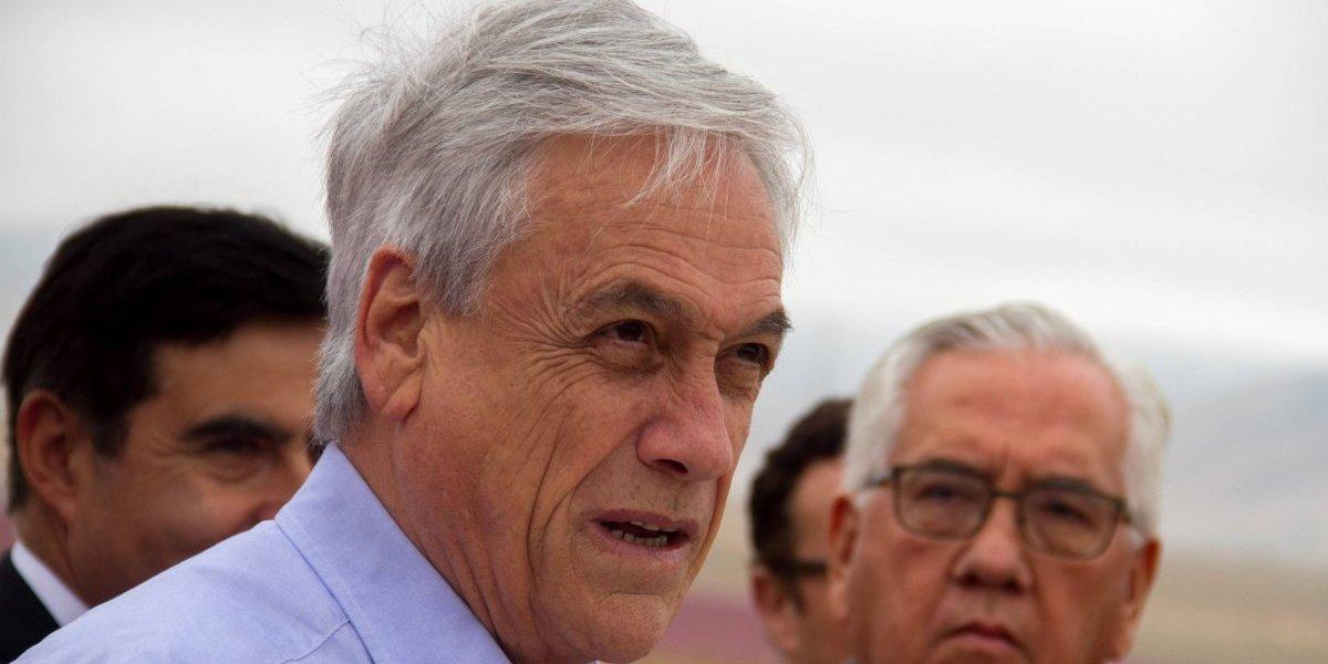 Piñera criticó ingreso del general (r) Orozco a Punta Peuco