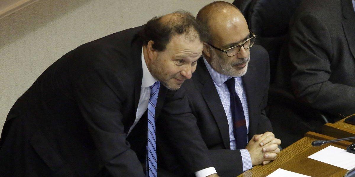 Ministro Valdés celebra el respaldo del Senado al Fondo de Infraestructura