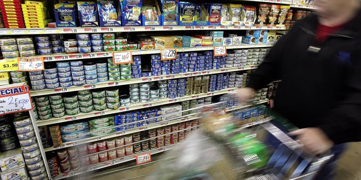 Invima emiten nueva alerta por exceso de mercurio en latas de atún Van Camp's