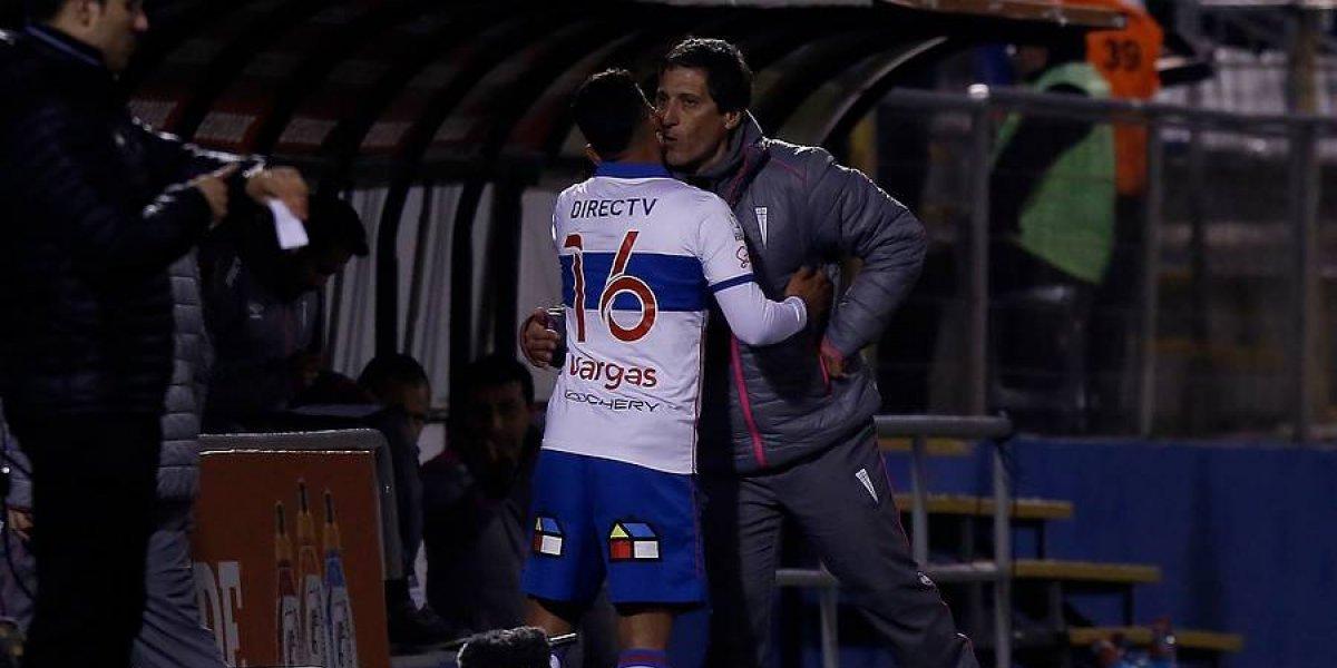 El gol, las pifias y una escueta aclaración: ¿Qué pasó con Jeisson ante Huachipato?
