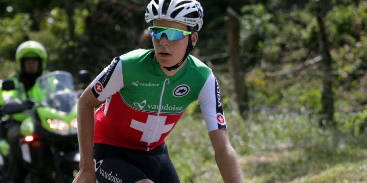 Ciclista suizo aseguró que vio dopaje en la Vuelta a Colombia