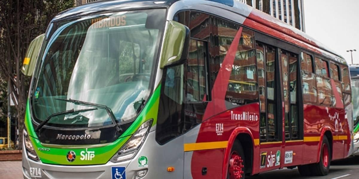 Así es el nuevo diseño de los paraderos de los buses duales en Bogotá