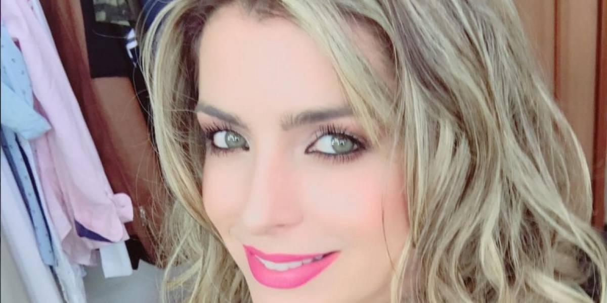 La foto por la que critican a Cristina Hurtado