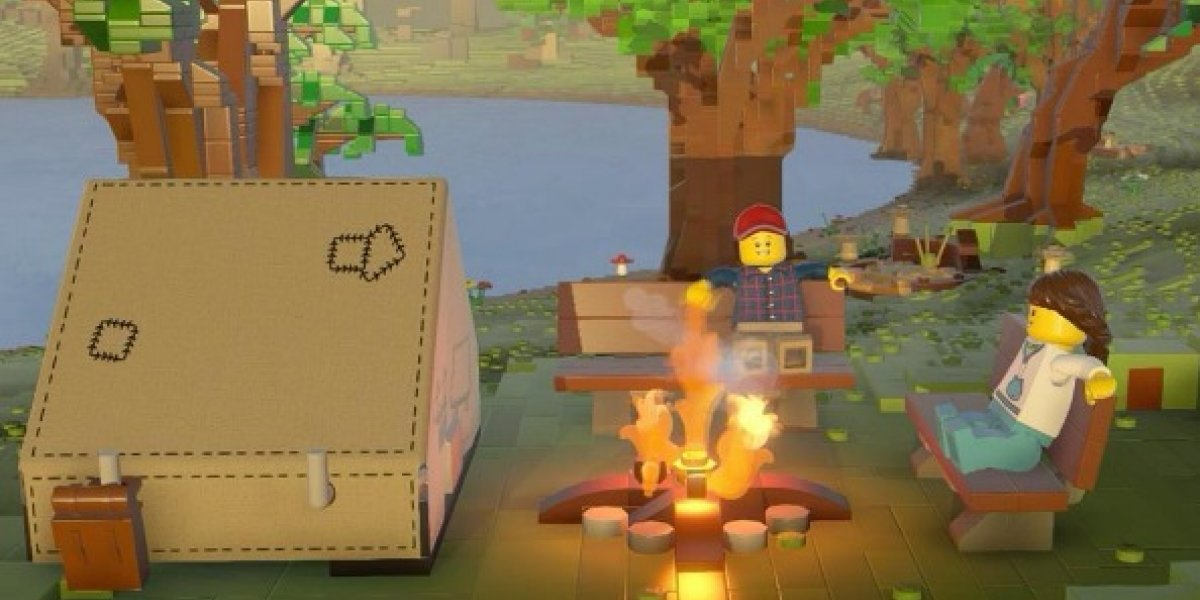 LEGO Worlds llega a Nintendo Switch