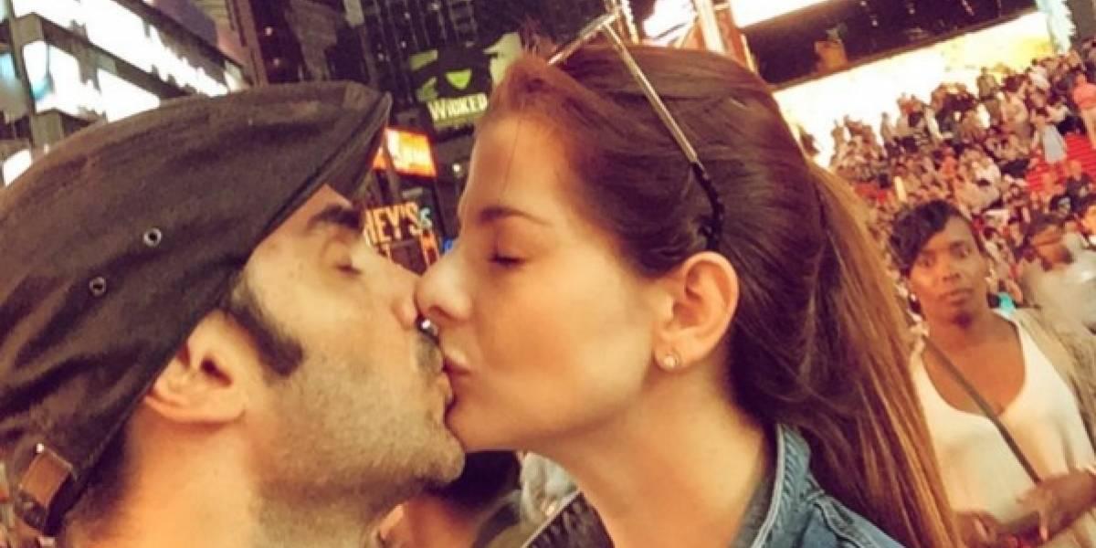 Carolina Cruz y Lincoln Palomeque están de aniversario, este fue el emotivo mensaje que ella le envió